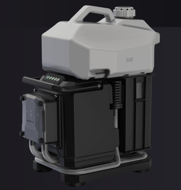 XAG JAPAN公式サイト「自動補充機」の画像