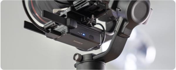 DJI RSC 2「RavenEye 映像伝送システム」の挿入画像